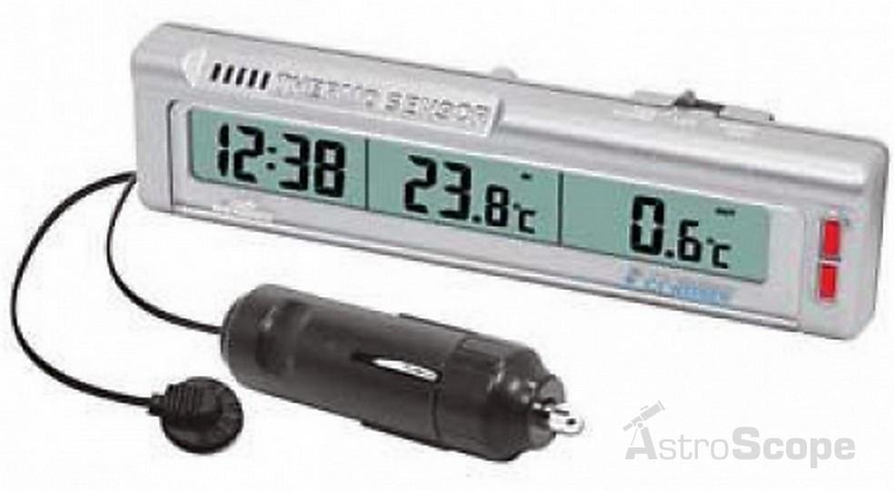 Автомобильные термометры своими руками