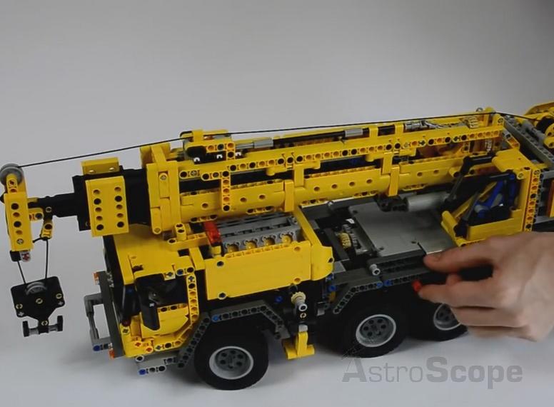 Lego - автокран 42009 купить