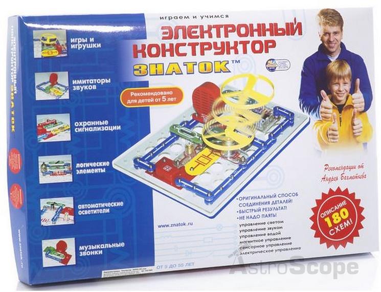 Электро конструкторы своими руками