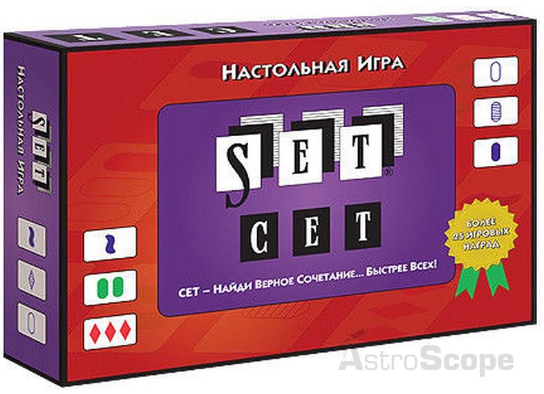 карточная игра сет