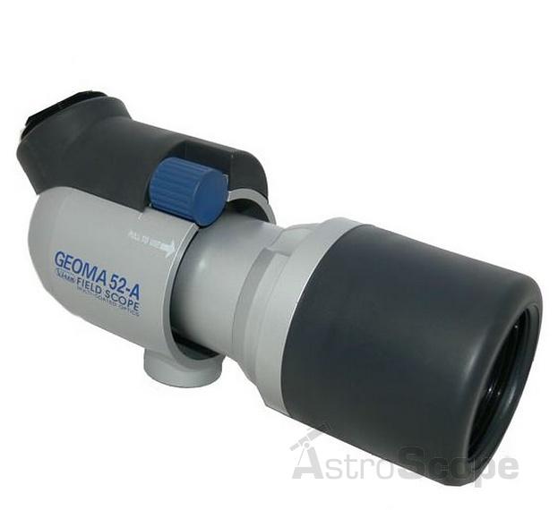 Описание, обзор, отзывы на Подзорная труба Vixen Geoma 52-A (silver)