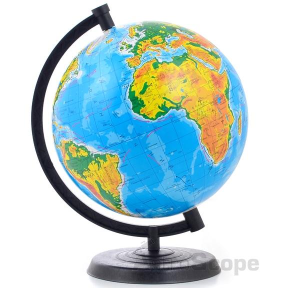 AstroScope | Купить Глобус физический 260 мм (укр.)